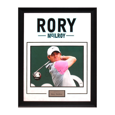 Signed Artist Series // Rory McIlroy