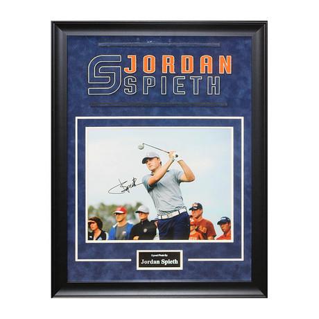 Signed Artist Series // Jordan Spieth!