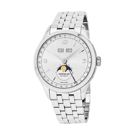 Montblanc Heritage Chronometrie Quantieme Complet Automatic // 112647