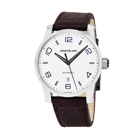 Montblanc Timewalker Automatic // 110338