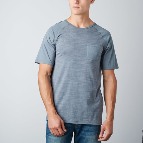 Hurricane Short-Sleeve Shirt // Slate