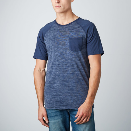 Hurricane Short-Sleeve Shirt // Indigo