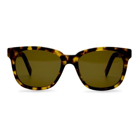 Dick Moby Sustainable Eyewear Sonnenbrille San Francisco beach havana 3KXwRPFX6