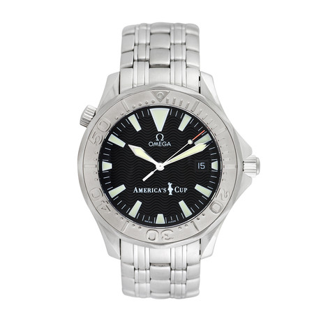 Omega Seamaster America's Cup Automatic // 2533.5 // Pre-Owned
