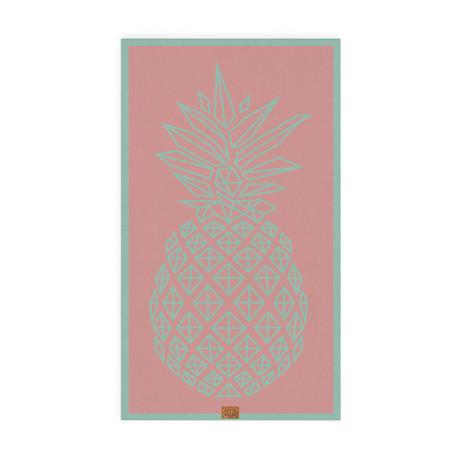 Pineapple Spa Towel