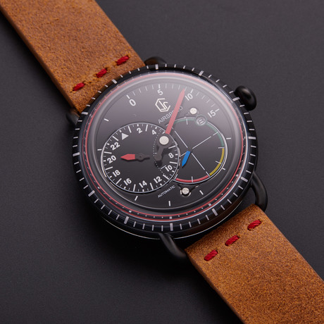 CJR Airspeed Pilot Automatic // AS-IPB-BK-08