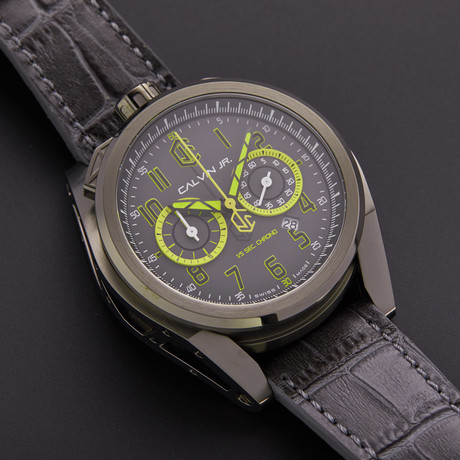 CJR Velocita Spacecraft Chronograph Quartz // VE-SPA