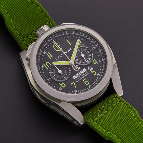 CJR Velocita Army Chronograph Quartz // VE-ARM
