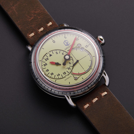 CJR Airspeed Vintage Sport Automatic // AS-SS-W-13