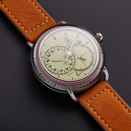 CJR Airspeed Automatic // AS-SS-W-01