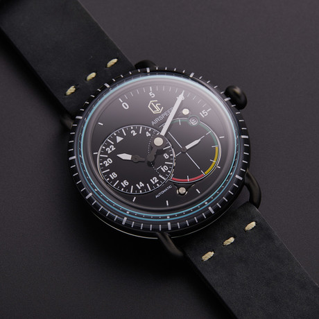 CJR Airspeed Pilot Automatic // AS-IPB-BK-02