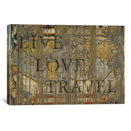 Leather maps of the world old world maps with modern style live love travel leather print 18w x 12h x gumiabroncs Images