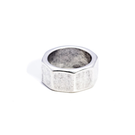 Iron Bolt Ring