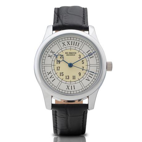 No-Watch Timeless Quartz // Limited Edition // CM2-3721