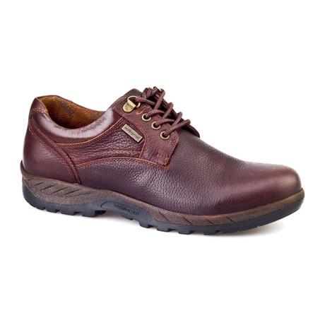 James Boot // Brown