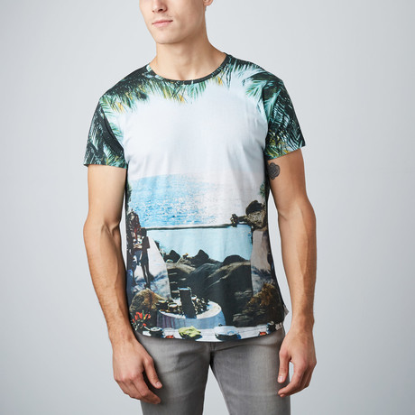 Ob Printed T-Shirt // Sea You There