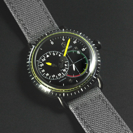 CJR Airspeed Pilot Racer Automatic // AS-IPB-BK-06