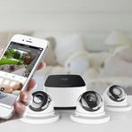 IP Security Camera System // H1 HD (Indoor)
