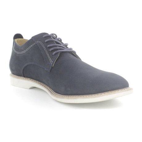 Tontxu Casual Derby // Blue (US: 7)