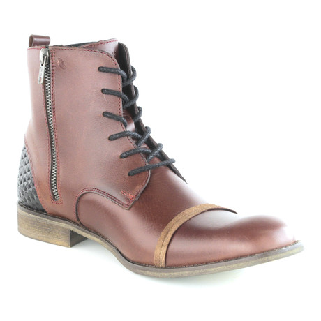 Urban Renato Cap-Toe Boot // Shedron (US: 7)