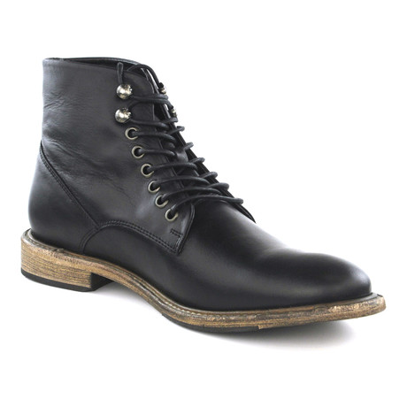 Krahe Lace-Up Boot  //  Black (US: 7)
