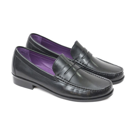 Penn Loafer // Black