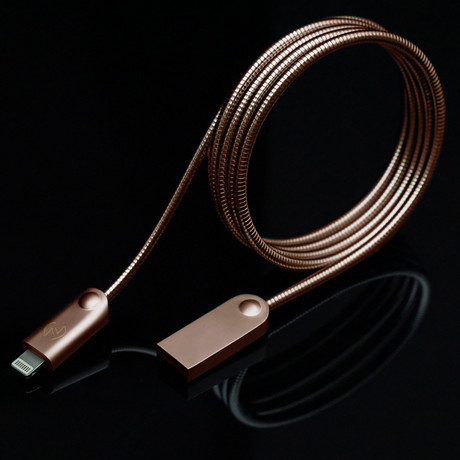 ODIN Charging Cable // Rose Gold
