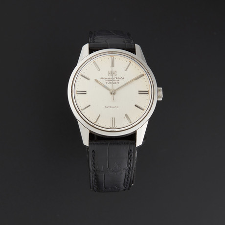 IWC Turler Automatic // Pre-Owned