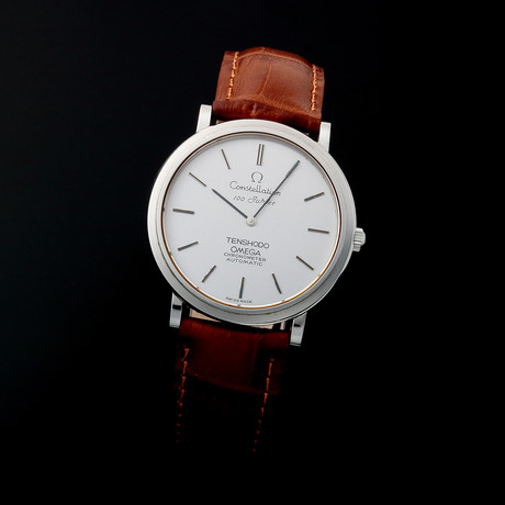 Omega Constellation Automatic // c. 1980s // Pre-Owned