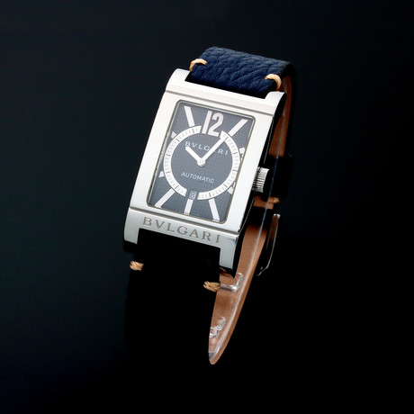 Bvlgari Rettangolo Automatic // RT4S // c. 2000s // Pre-Owned