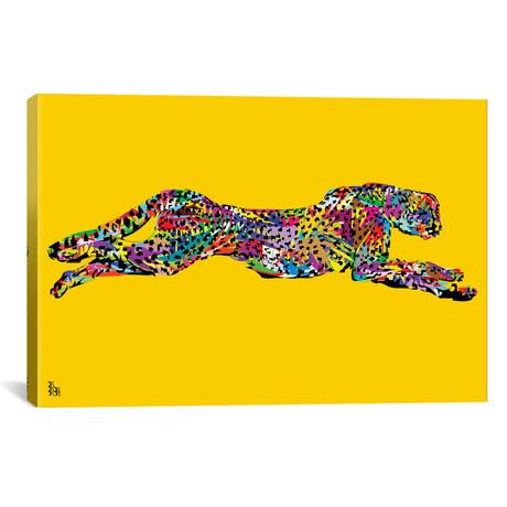 """Cheetah (18""""W x 26""""H x 0.75""""D)"""