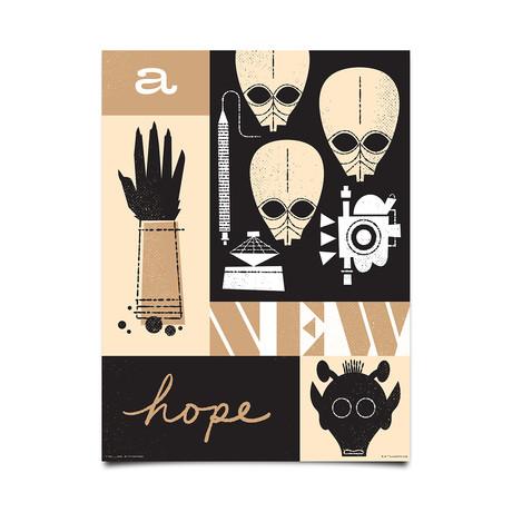 A New Hope // Cantina