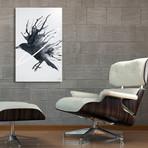"Raven // Aluminum Print (16""W x 24""H x 0.2""D)"