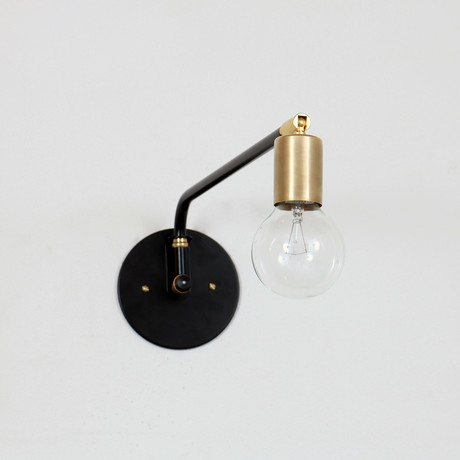 Swing Lamp // Hardwired