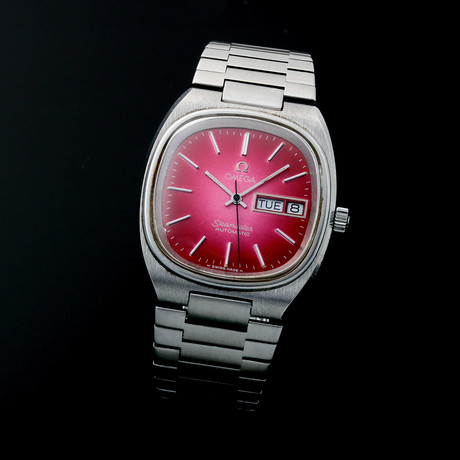 Omega Seamaster Date Automatic // Pre-Owned