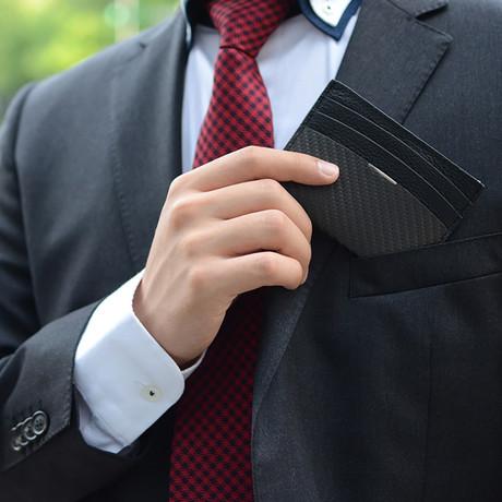 Single Side Card Holder