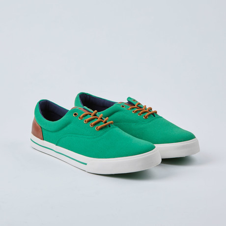 Yama Low-Top Sneaker // Green (US: 7)