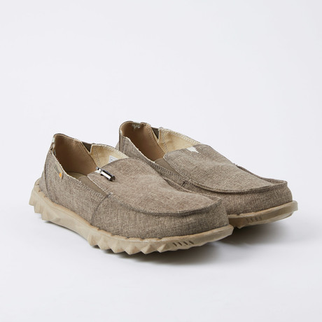 Farly Folded Loafer // Brown (US: 7)