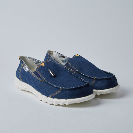 Farly Loafer // Denim Blue (US: 7)