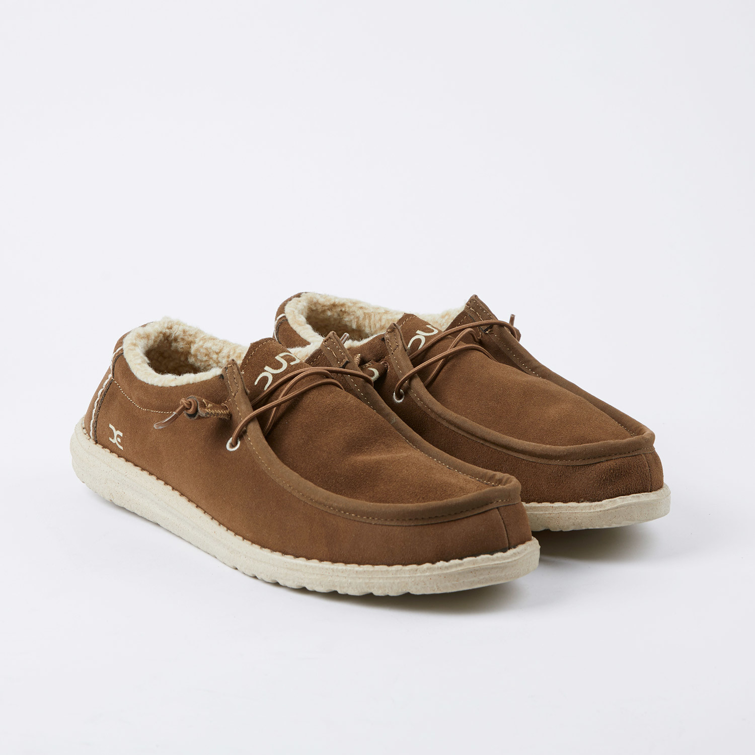 Wally Suede Shoe // Brown (US: 8) - Hey
