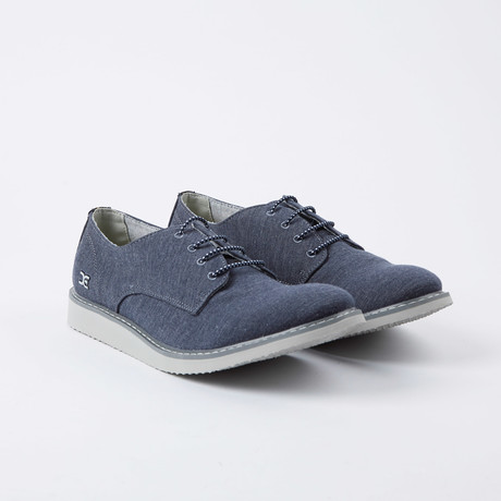 Verona Stretch Sneaker // Navy (US: 7)