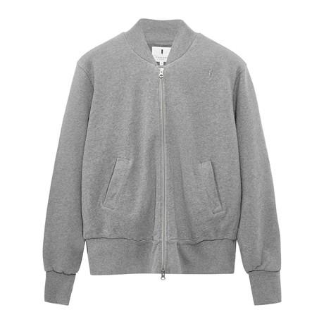 Jersery Bomber // Grey (S)