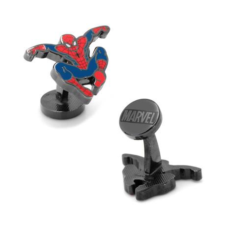 Spider-Man Hero Cufflinks