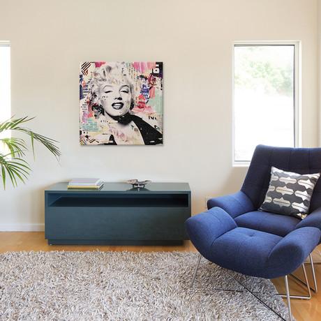 "Marilyn I (12""W x 12""H x 0.75""D)"