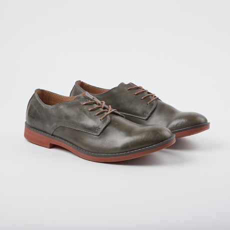 Volterra Leather Derby // Elmo (US: 7)