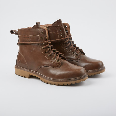 Potenza Lug Boot // Brown (US: 7)