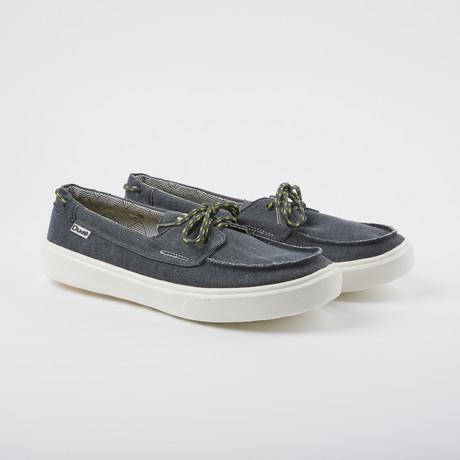 Kola Boat Shoe // Oceano (US: 7)