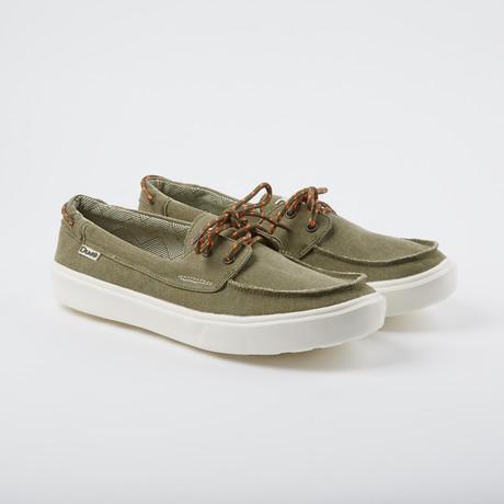 Kola Boat Shoe // Musk (US: 7)