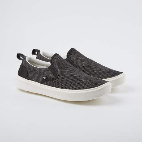 Flip Slip-On // Black (US: 7)