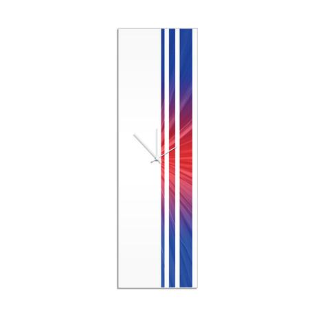 Elements Triple Stripe Clock // Adam Schwoeppe